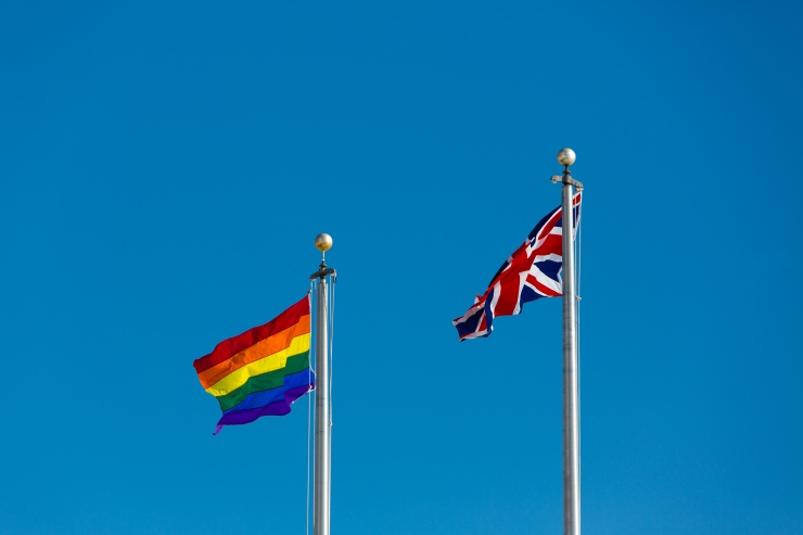 Same-sex couples can now legally marry in the UK