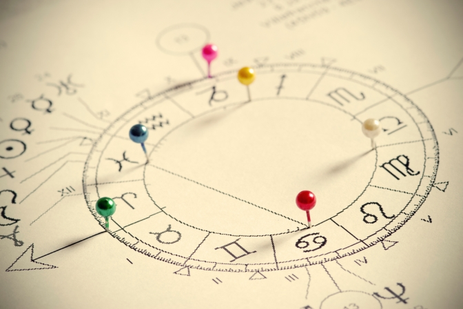 How to create your birthchart online